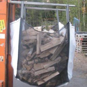 Pikku-Jussi Klapisäkki 1m3